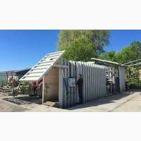 Паллетный вакуумный охладитель WORKER Cooling для листовых агрокультур, ягод и грибов