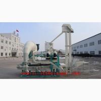 Линия для очистки, калибрования, шелушения и сепарации гречихи TFQM-300
