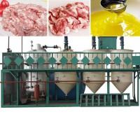 Оборудование для вытопки животного жира сырца, сала в пищевой, технический и кормовой жир
