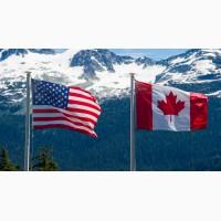 Работа в Канаде США 2018