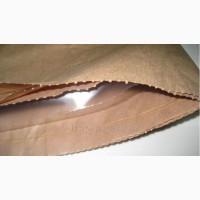 Мешки бумажные 3 х слойные с полителеновым вкладышем по 25 кг