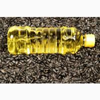 Подсолнечное масло (рафинированное, наливом)